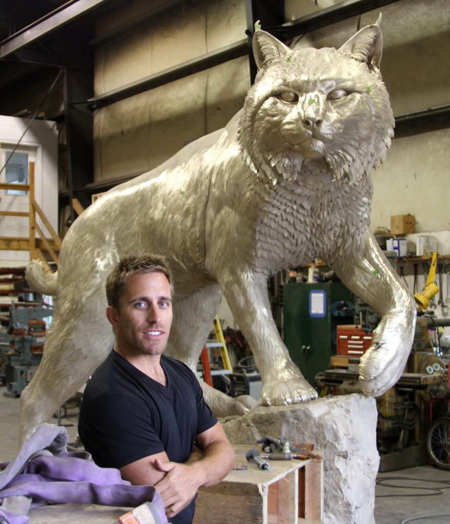 Mike-Fields-Modern-Artist-and-Contemporary-Sculptor
