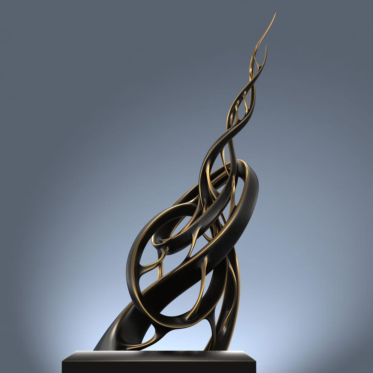 Contemporary: Contemporary Sculpture - Mike Fields Bronzes