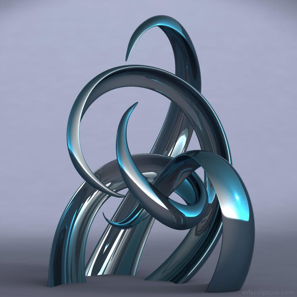 Contempoary Sculpture Attraction Public Art Mike Fields