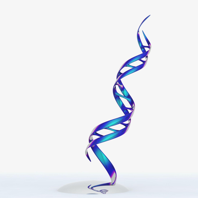 DNA Sculpture Double Helix e1412558776538