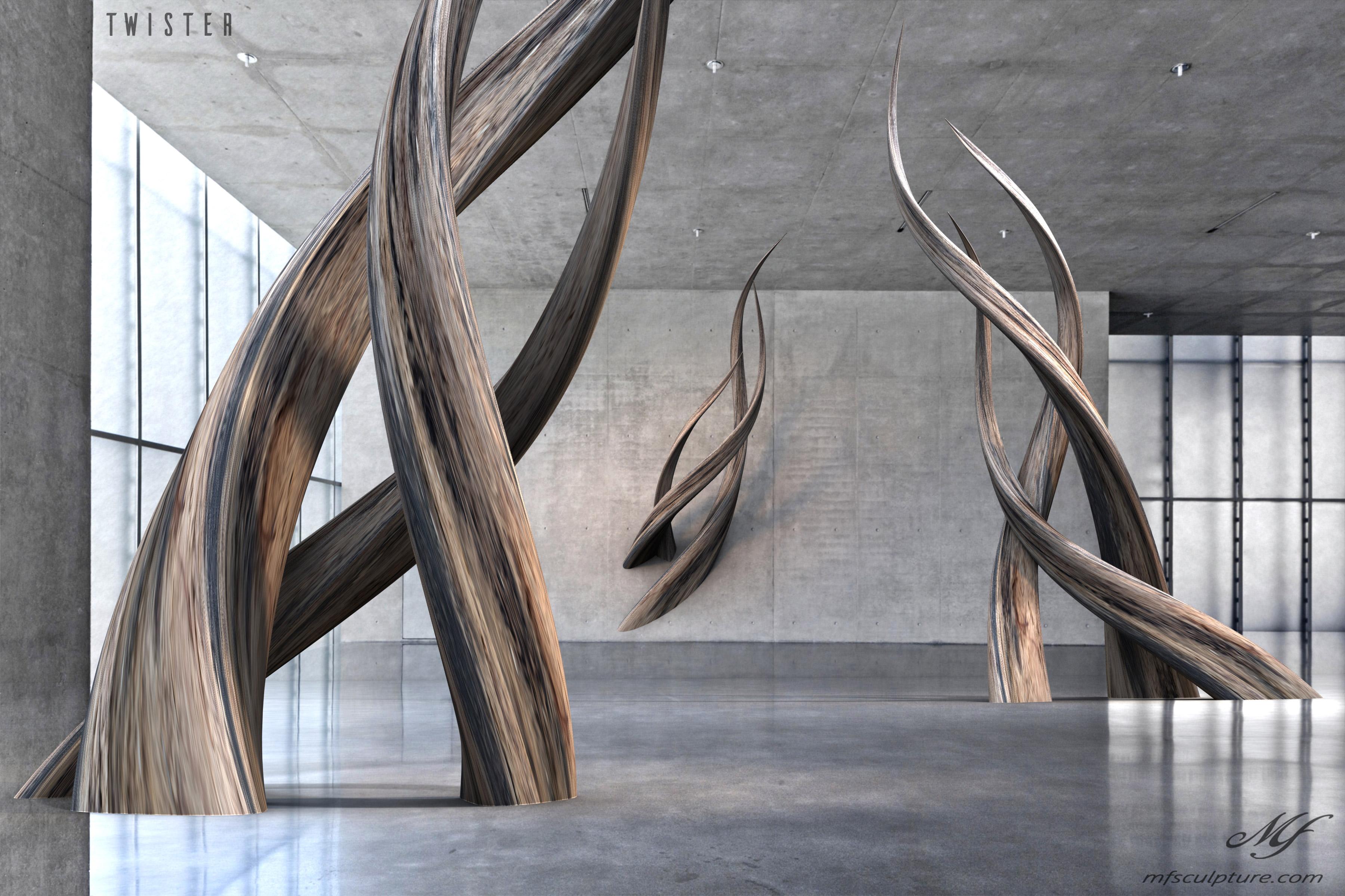 Twister KUB Architecture Kunsthaus Bregenz