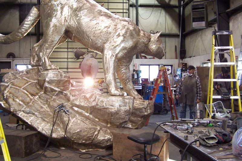 WSU Casting Fabrication Welding 14