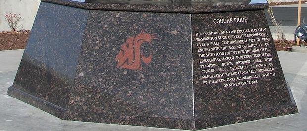 WSU Pedestal