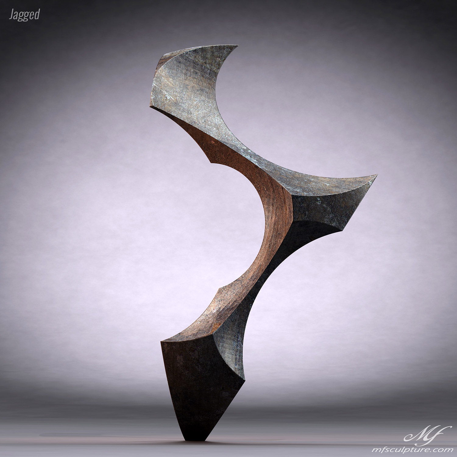 Abstract Sculpture Razer Mike Fields