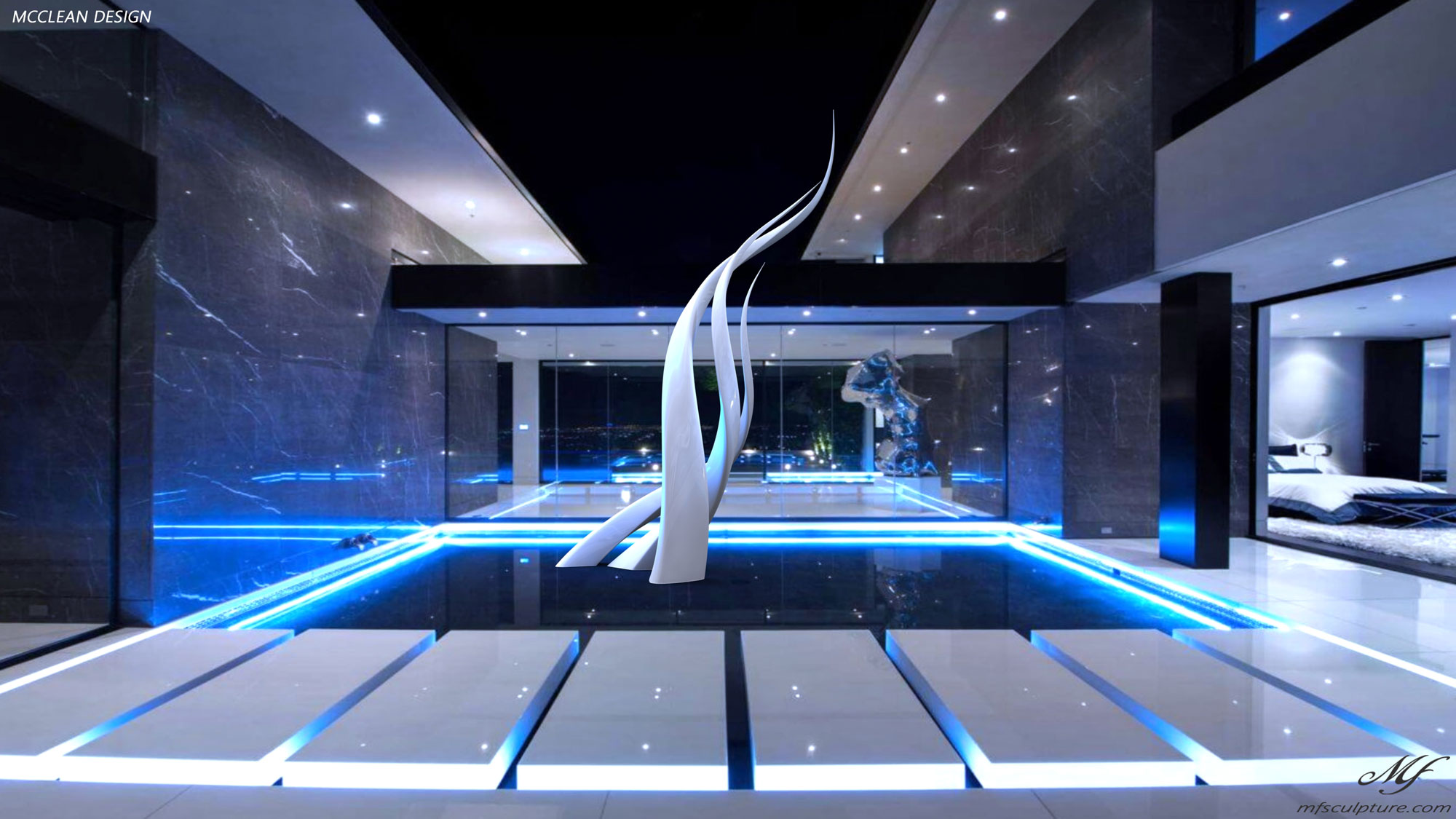 Luxury Modern Mansion McClean Design 07 1 Kindesign 11