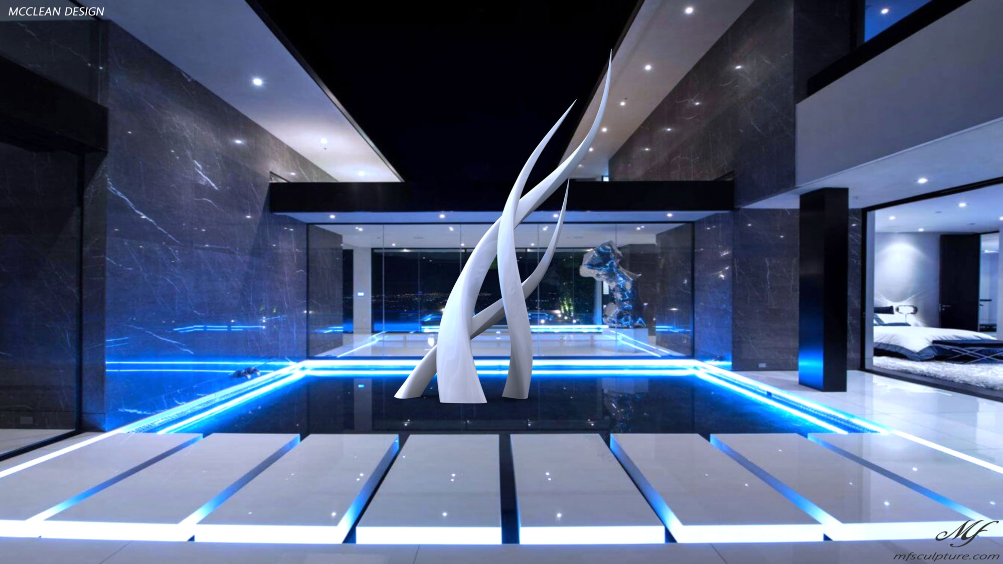Luxury Modern Mansion McClean Design 07 1 Kindesign 12