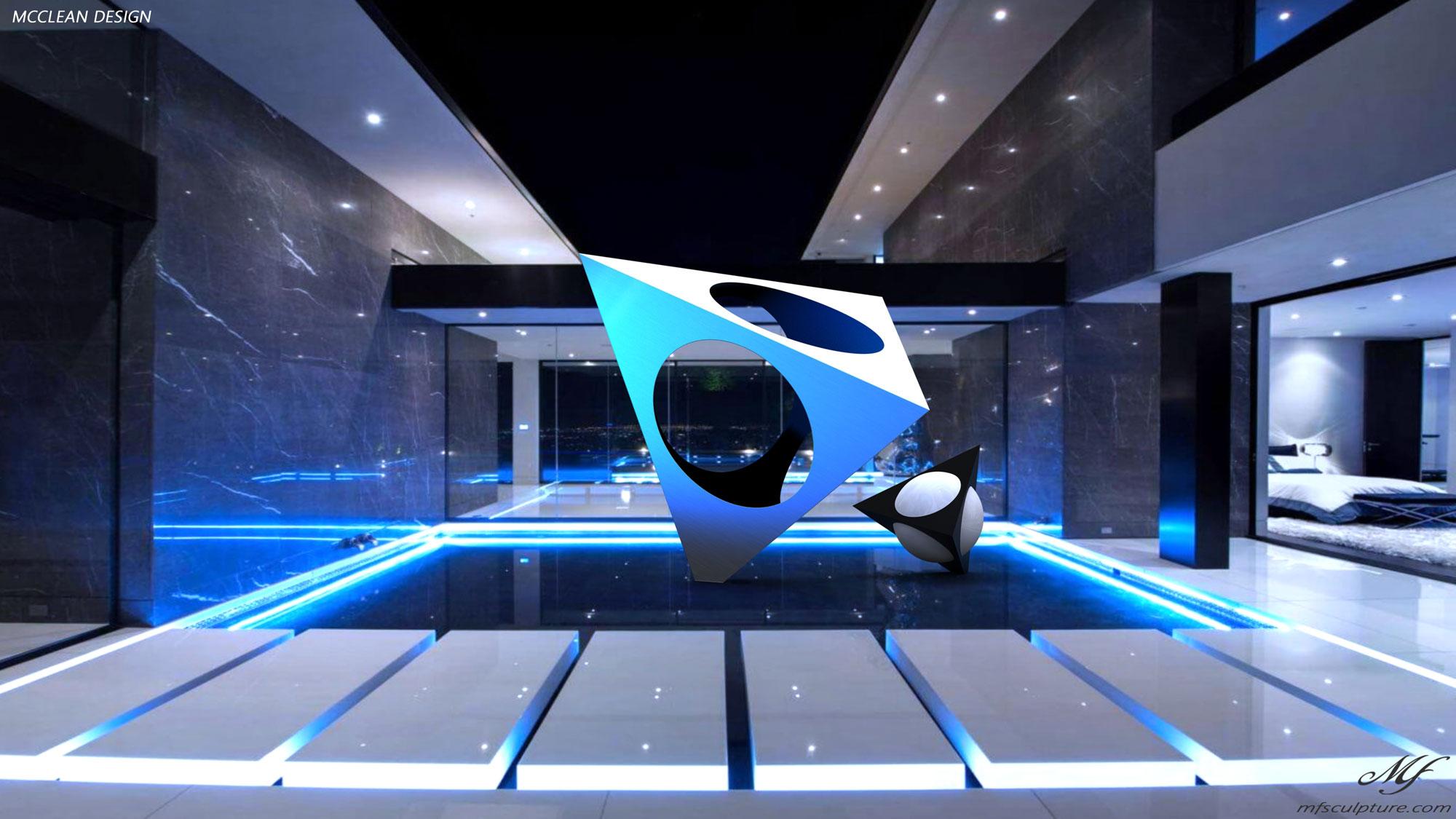 Luxury Modern Mansion McClean Design 07 1 Kindesign 13