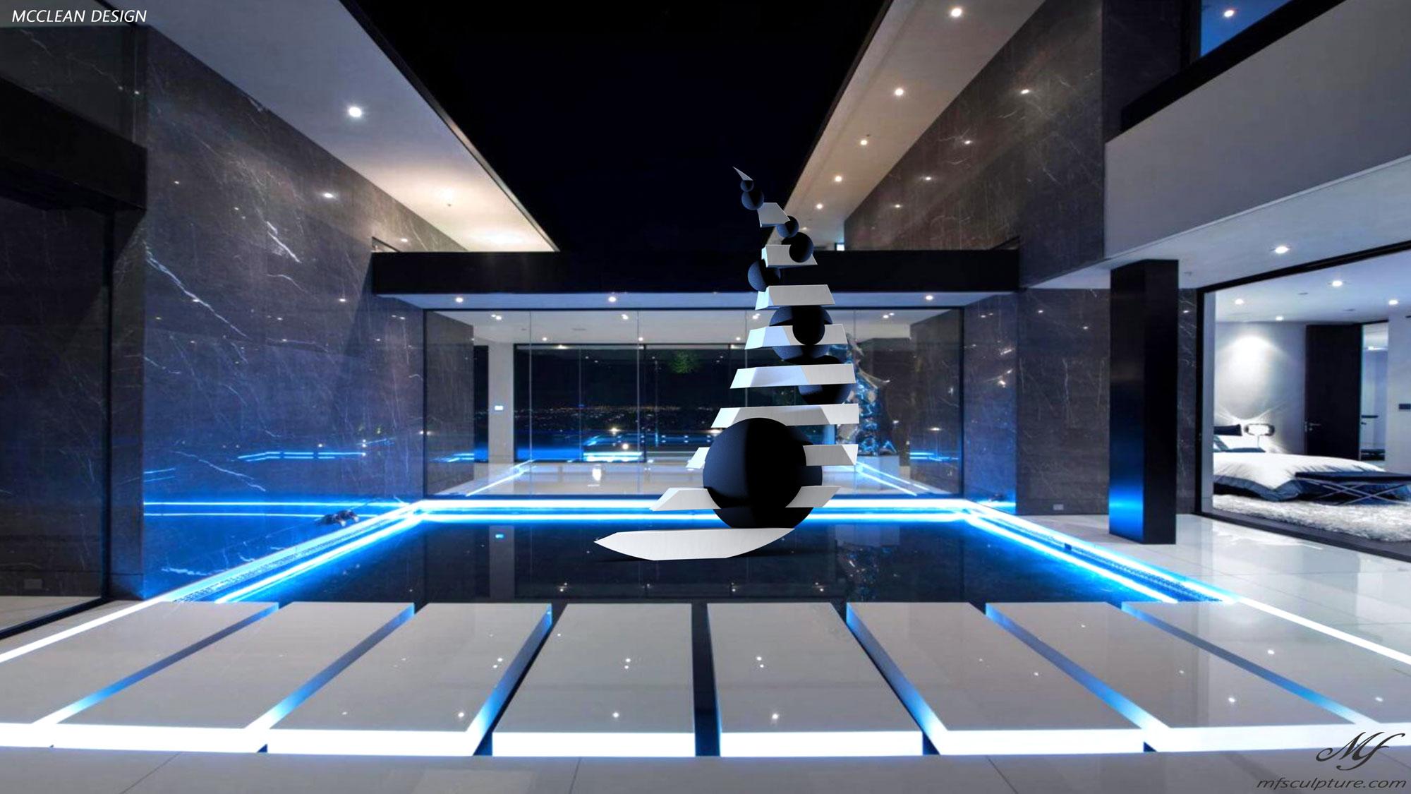 Luxury Modern Mansion McClean Design 07 1 Kindesign 4