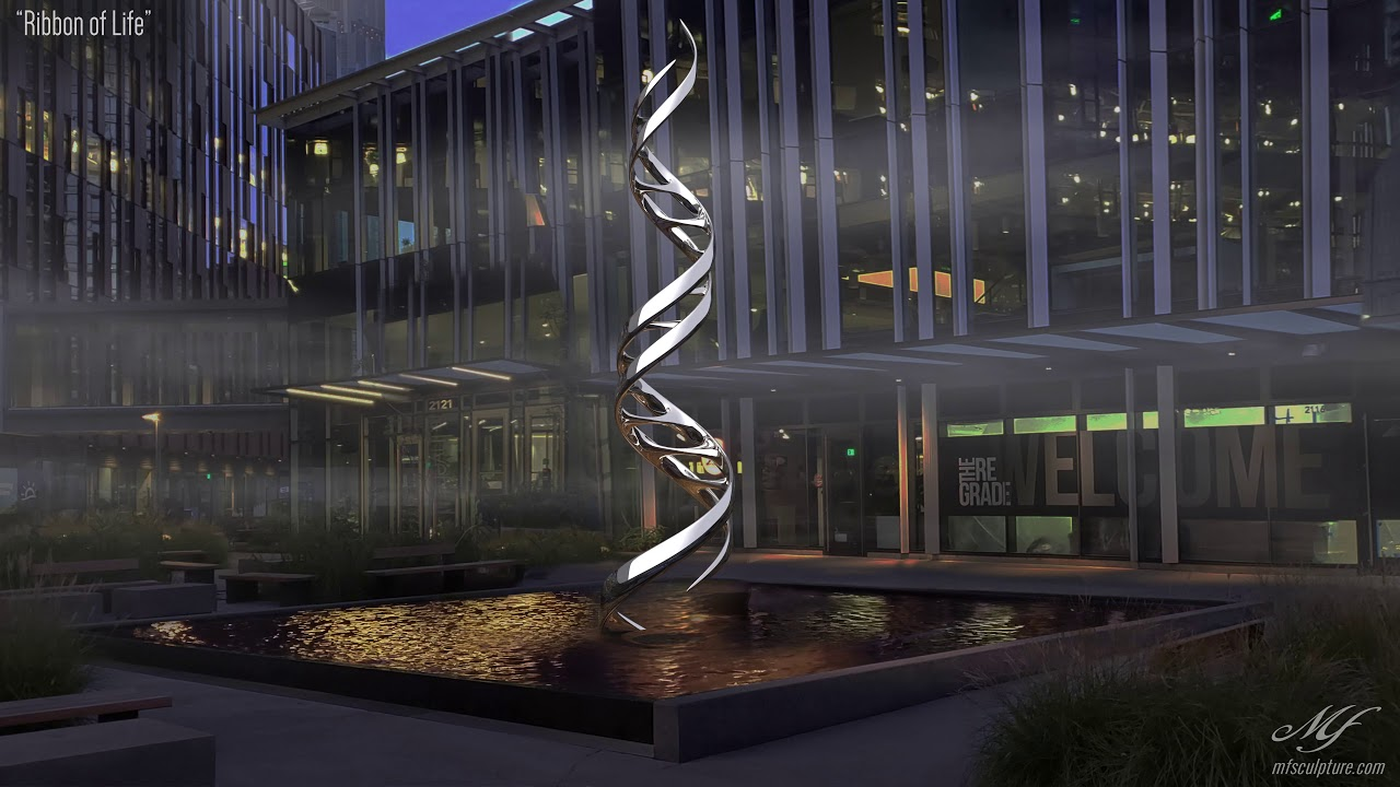 """Ribbon of Life"" 